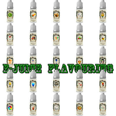 """E DIY """"Juice"""" flavors - Food Grade Concentrate - Over 110 Kind of Flavoring  ぱ"""