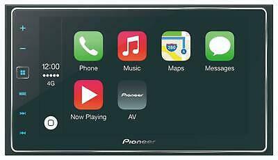 Pioneer SPH-DA120 Doppel-DIN MP3-Autoradio Bluetooth USB iPod AUX-IN