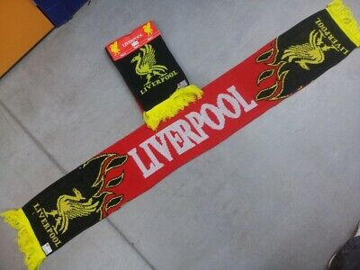 LIVERPOOL FC scarf. KLOP SCARVES BIRTHDAY PRESENT.GIFT