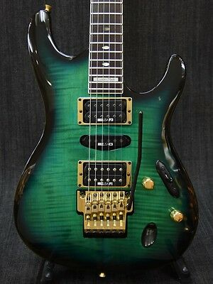 USED Ibanez S540FM From JAPAN F/S Registered
