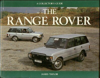 Range Rover Petrol & Diesel 1970 - 1985 Development & Production History Book