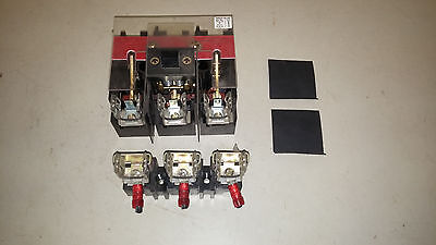 Westinghouse Ds26U 1230C28G02 Used 3P 60A Fuse Block Switch See Pics #b63
