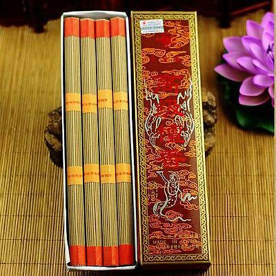 "240x Sticks Sandalwood Chinese Oriental Buddha Buddhist Aromatic Incense 11"" X ぱ"