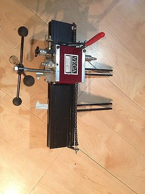 vega midi mini lathe duplicator for pen making, custom duck call making