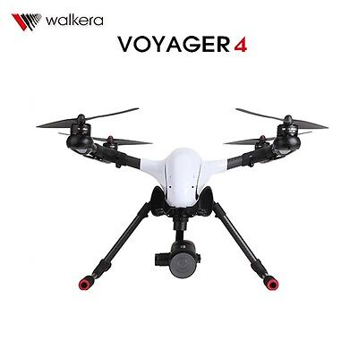 Walkera Voyager 4 5.8G 4K HD Camera GPS RC Quadcopter w/ F8W Transmitter RTF