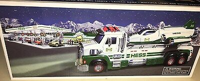 Hess 2014 Toy Truck and Space Cruiser with Scout - 50th Anniversary
