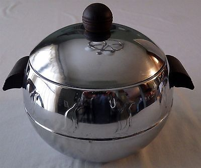 Vintage Mid Century Modern Westbend Penguin Hot/cold Server Or Ice Bucket