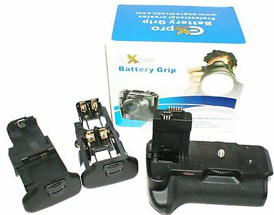 Ex-Pro® Power Grip BG-E5 Kit Canon EOS  450D, 500D, 1000D & Rebel XS, Xsi, T1i