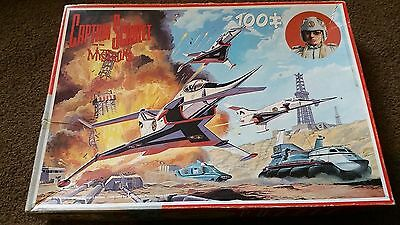Captain Scarlet & The Mysterons 100 Pc Jigsaw – Complete