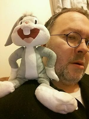 Bugs Bunny teddy, what's up doc I'm not included����