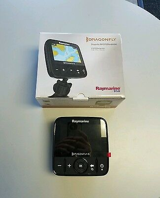 Raymarine Dragonfly 5M GPS Chartplotter w/ US Lakes, Rivers & Coastal *NEW*