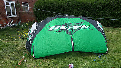 5 M Naish power kite