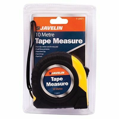 24 x Joblot JAVELIN 10m/32ft Professional Tape Measures Measuring Tapes Retail