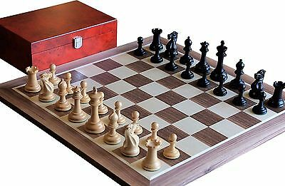 Tournament Chess Set featuring the Andersson classic styled chessmen