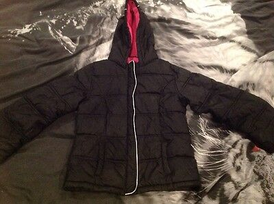 Girls Coat 7-8yrs Lovely Condition