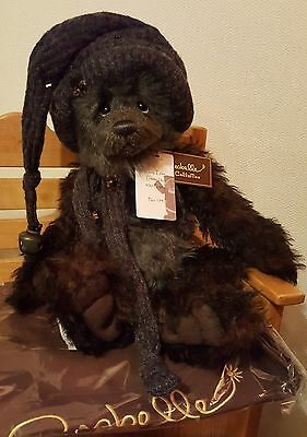 Charlie Bears Cozy Toes Limited edition only 400 made, BNWT