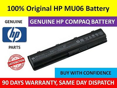 6cells For HP Battery Compaq 593553-001 Pavilion G6 DV7 UK CQ42 430 Notebook PC