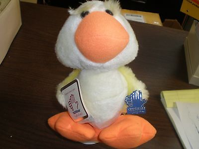 Vintage Applause Duck Named Vera New with tags 1981