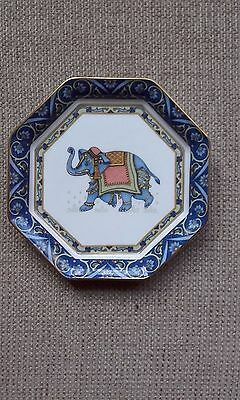 Wedgwood Blue Elephant bone china trinket dish
