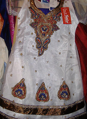 Anarkali suit / dresses for girls with dupatta for Eid and any other occasion