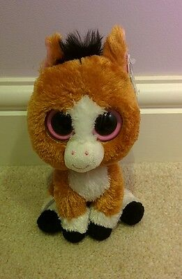 Ty soft toy horse **Christmas!**