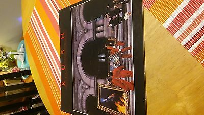 Rush 1981 Moving Pictures Tour Concert Program Book