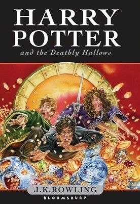 Harry Potter and the Deathly Hallows (Book 7) [Children's Edition], J. K. Rowlin