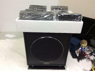 Vanderbach HRS-605 Professional Home Reference Series 2000 WATT AUDIO SYSTEM