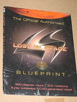 The Official Authorized Lost in Space Blueprint UNOPENED
