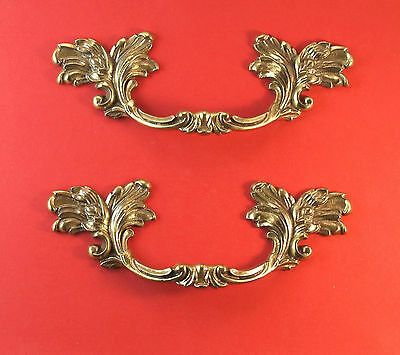 Per Pair- Ornate French Style Drawer Pulls #574308