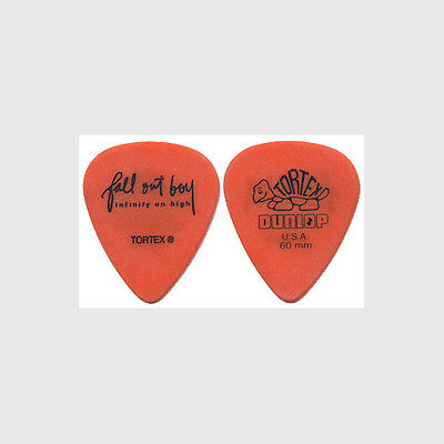 Fall Out Boy Patrick Stump authentic 2007 tour Guitar Pick