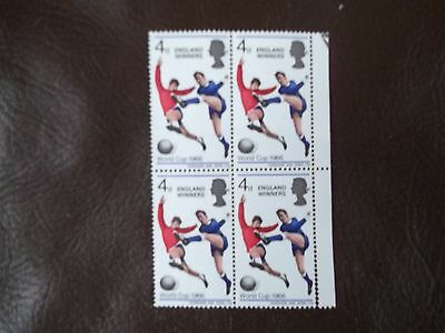 Football World Cup winners stamps 1966