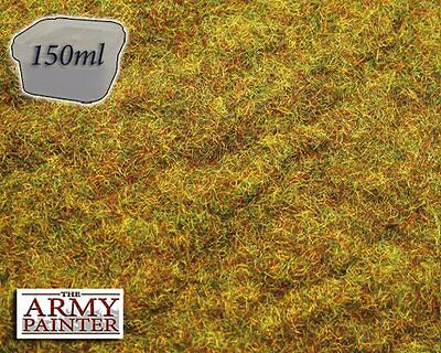 Army Painter Steppe Grass Flock Accessory Model 150ml ARMY PAINTER