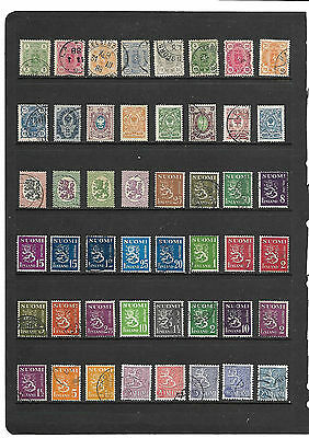 Collectors Clearout - Finland - selection #894