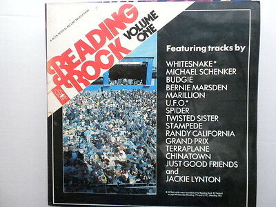Reading Rock Vol. One   Do-LP