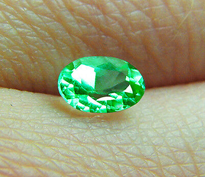 1.62 ct Natural Colombian Emerald Certified