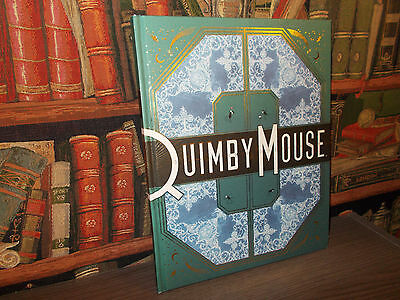 Quimby the mouse-Travaux choisis-L'Association-BD