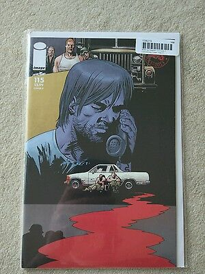 The Walking Dead #115 Cover F Year 5 - 2013 - Image Comics - english - 1st print