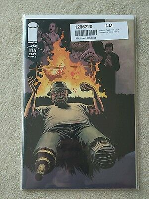 The Walking Dead #115 Cover G Year 6 - 2013 - Image Comics - english - 1st print
