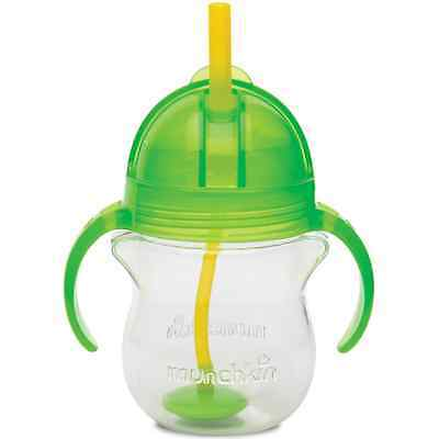 Munchkin Click Lock 7 oz Weighted Flexi-Straw Cup, Colors May Vary 1 ea