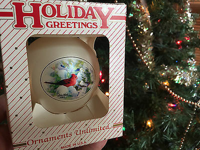 WGN Spike O'Dell 2003 Collectable Christmas Ornament
