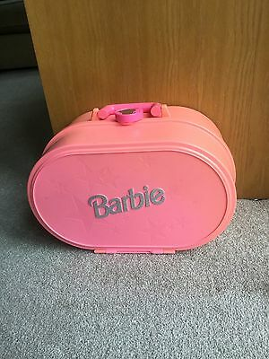 Vintage Collectible Barbie Mattel 1994 Pop Up Bedroom Carry Case
