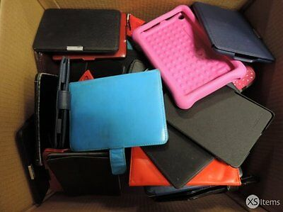 Job Lot x 120+ Assorted Mobile Phone Camera Tablet Hard/ Soft Cases/Covers