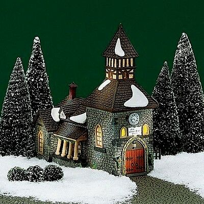 """Department 56 """"The Olde Camden Town Church"""" Dickens Village"""