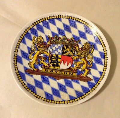 Mitterteich Bavaria Coat of Arms Bayern Germany Lions