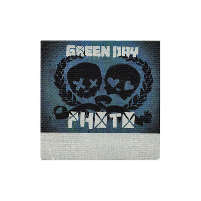 Green Day authentic Photo 2009 tour Backstage Pass