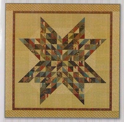 "Paris Texas - pieced quilt PATTERN for 10"" squares - Miss Rosie's Quilt Co"