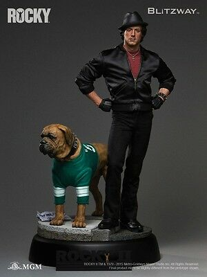 Rocky II Superb Scale Hybrid Statue 1/4 Sylvester Stallone 52 cm