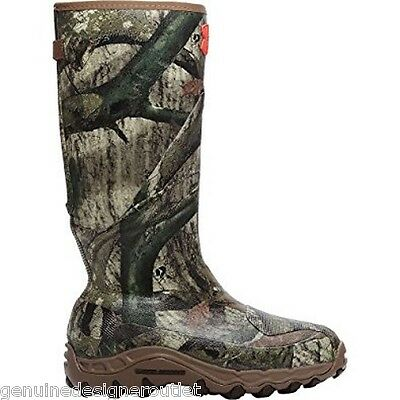 Under Armour Mens Haw'Madillo 600 Boots Mossy Oak Treestand Uniform 1250121-905
