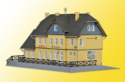 36842 Kibri Z Gauge Kit of a Post Office - NEW